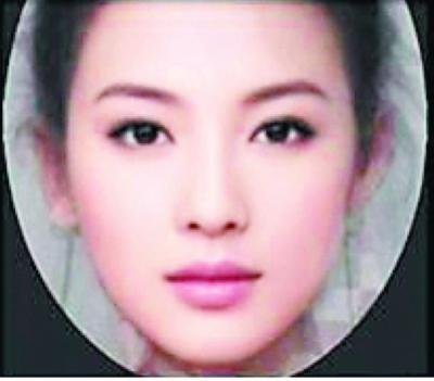 中国标准美女?长沙无人跟风