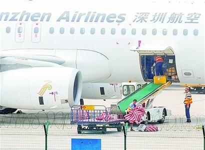 深圳航空飞机受威胁备降武汉