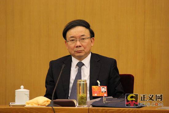 江苏省委政法委书记李小敏:五年来法律监督取
