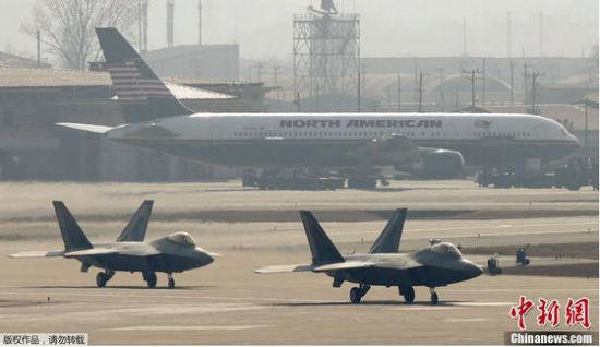 台报:朝鲜半岛危机让美军堂而皇之重返亚洲