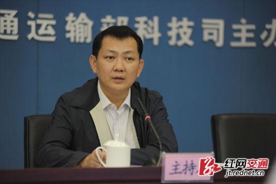 交通运输部科技大讲堂推介长湘高速两型建设经验