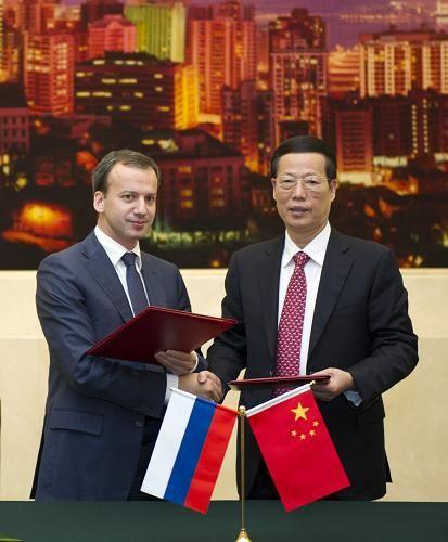 谢钦表示,中国是俄罗斯可信赖的能源战略