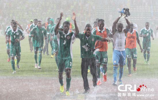 2014世界杯非洲区预选赛上演大决战 尼日利亚