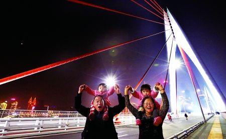 明日零时东水门长江大桥通车