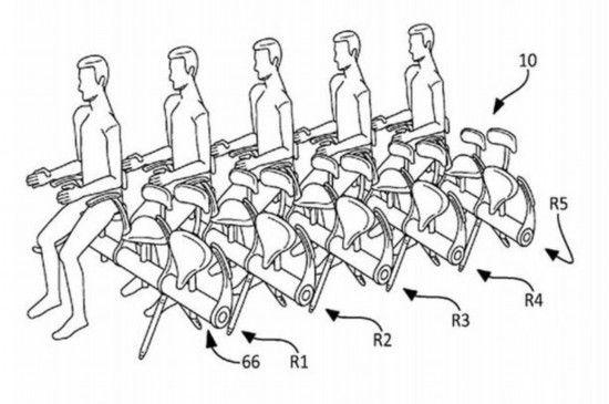 一张空客未来飞机的设计图图片