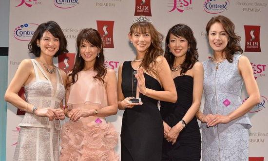 日本43岁美魔女逆生长