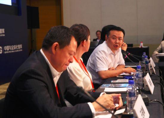 中国金融期货交易所研究院首席宏观研究员赵庆明