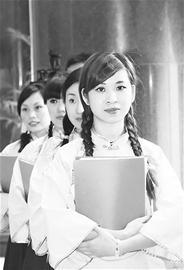 图文:广东首家女子中学揭开面纱