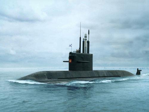 """伊朗""""基洛""""级潜艇完成改装返回波斯湾(图)"""