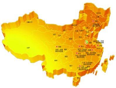 常州到安徽的地图
