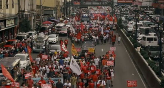菲利宾地图_菲利宾人口