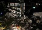 地震灾区展开救援