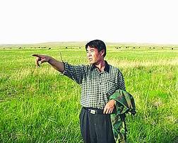 2007感动中国年度人物推荐:廷-巴特尔(图)