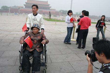 2007感动中国年度人物推荐:陈立强(图)