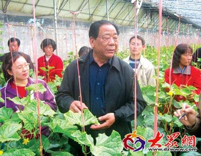 2007感动中国年度人物推荐:王乐义(图)