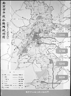 山东省246省道地图