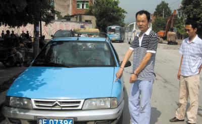 出租车司机在车上强奸女乘客被刑拘(图)