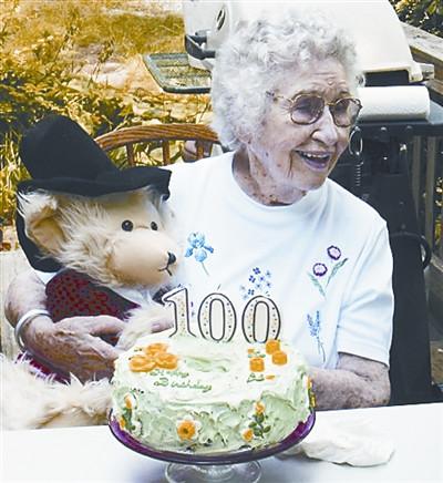 美国疗养院98岁老太杀害100岁室友