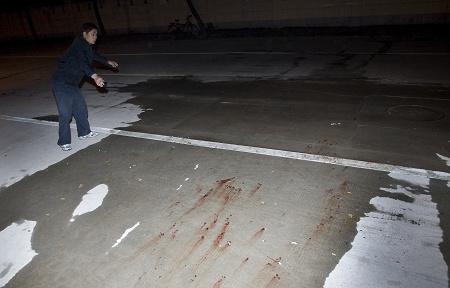 搅拌车在非机动车道与电瓶车相撞致小学生身亡