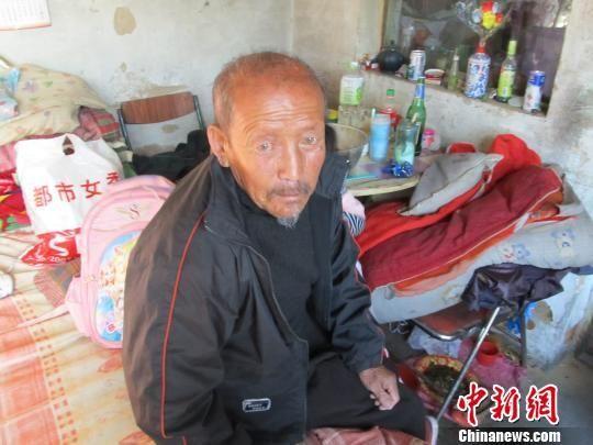 马江老人 图片来源:中国新闻网