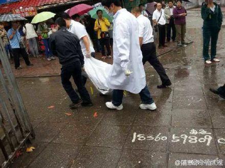 北京地铁技校新生被同学用随身携带水果刀捅死