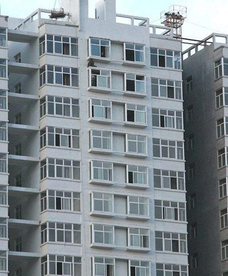 钢结构楼房图纸