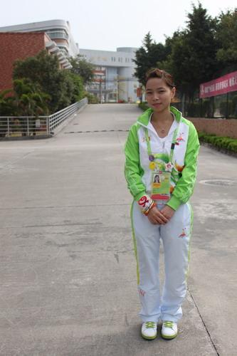 广州科技贸易职业学院邝雪红