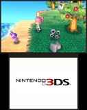 3DS《动物之森》游戏画面
