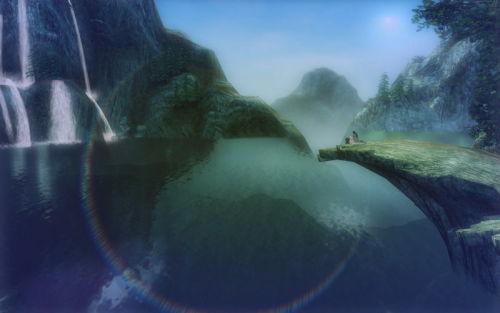 《古剑奇谭》风景图