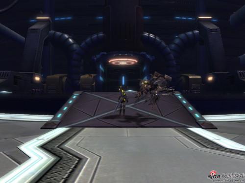 《星战佣兵OL》游戏截图