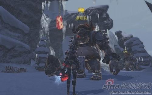 动作MMO《Z奇兵》最新官方截图赏