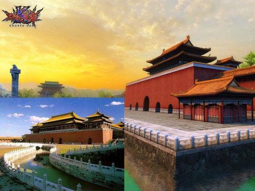日落紫荆城