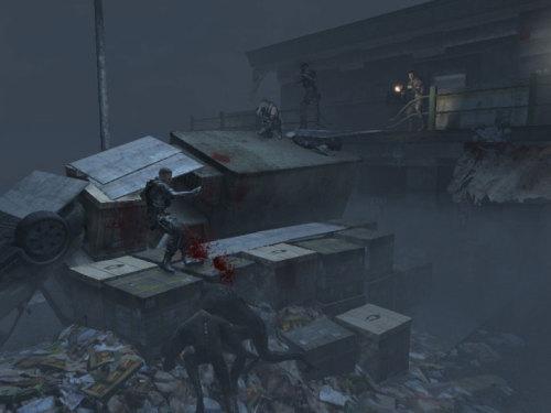 《极度恐慌3》新图