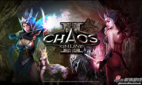 《Chaos》游戏截图