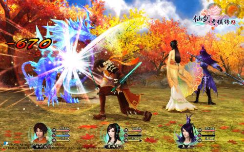 《仙剑奇侠传5》官博称游戏将于2011暑期推出