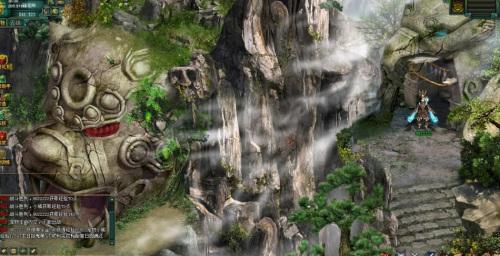 西游记中著名地点狮驼岭