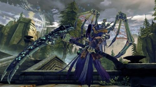 《暗黑血统2》震撼截图 死骑威猛神武
