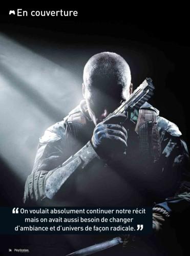 《使命召唤9:黑色行动2》杂志扫描图曝光