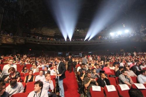 育碧E3 2012发布会现场:《舞梦成真4》