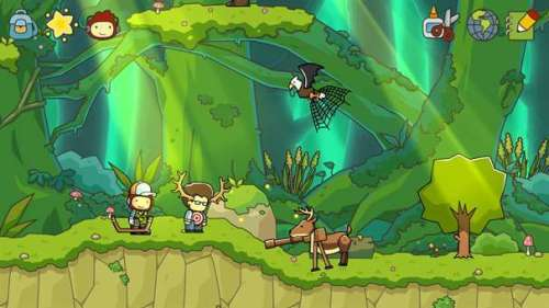 E3 2012《涂鸦冒险家 无限》首批画面