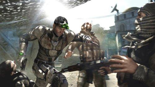 《细胞分裂:黑名单》首批游戏截图