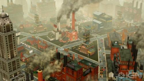 《模拟城市5》新图公布