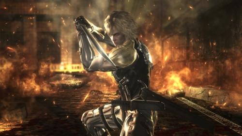 E3 2012《合金装备崛起:复仇》最新游戏画面