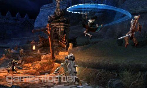 《恶魔城:暗影之王-宿命镜面》最新游戏截图