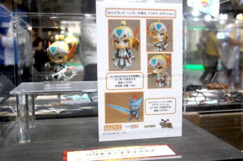 Capcom:全力出展怪物猎人4