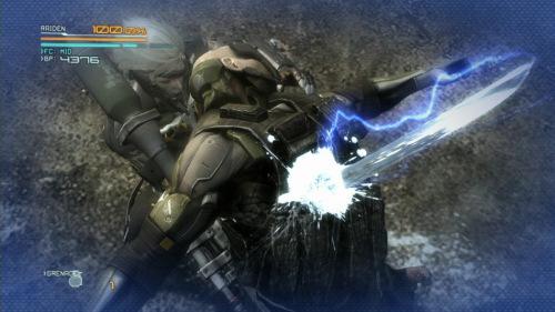 《合金装备崛起:复仇》最新游戏画面
