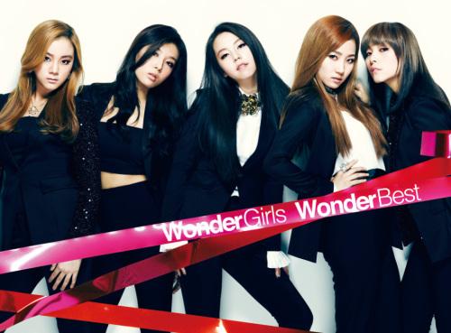 韩国人气女团wonder girls代言qq炫舞2