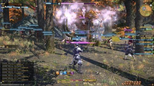 《最终幻想14》国服准备完成 海量战斗截图欣赏