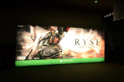 E3 2013展会入口