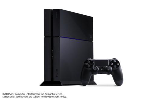 索尼PS4官方图赏